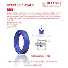 Hydraulic Seal RUB